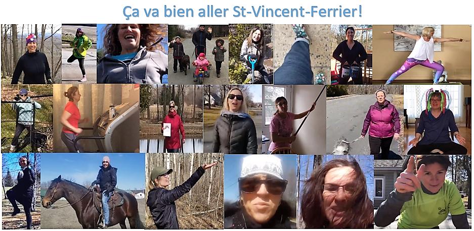Ça va bien aller St-Vincent-Ferrier! vidéo
